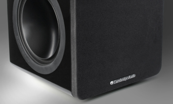 Cambridge Audio Minx X201 czarny subwoofer