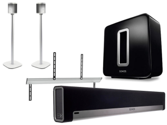 SONOS HOME CINEMA 5.1 VOGEL'S 3450/4301 Autoryzowany Dealer