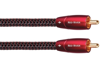 Audioquest Red River 0,5m RCA