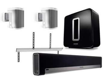 SONOS HOME CINEMA 5.1 VOGEL'S 3450/4201 Autoryzowany Dealer