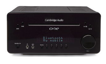 Cambridge Audio ONE Black system all in one