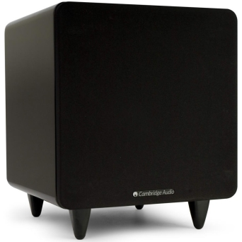 Cambridge Audio Minx X301 subwoofer czarny