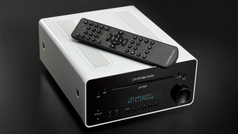 Cambridge Audio ONE White system all in one